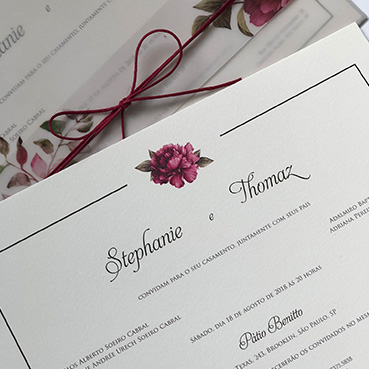 THE WEDDING ART - Identidade Visual